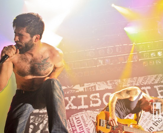 Alexisonfire Montreal photos by bowman 2012