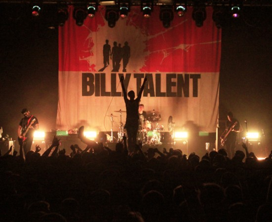 Billy Talent 10 Year Anniversary Sound Academy 2013_01