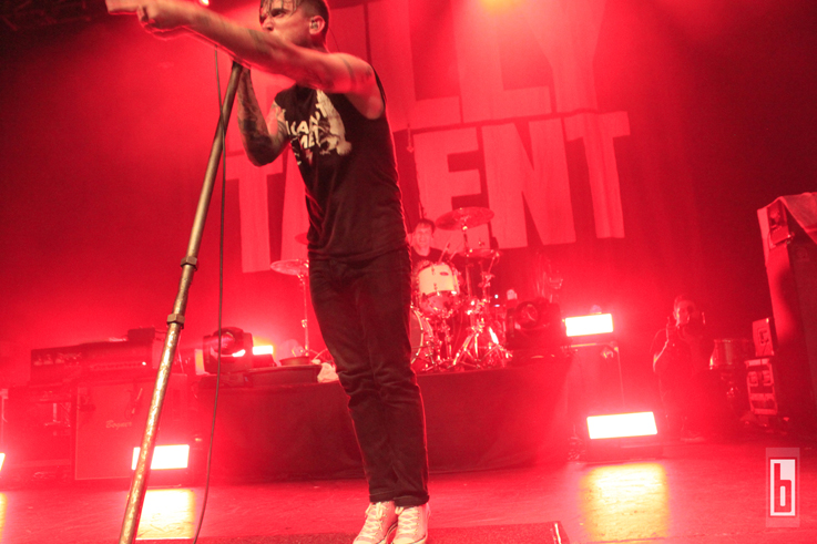 Billy Talent 10 Year Anniversary Sound Academy 2013