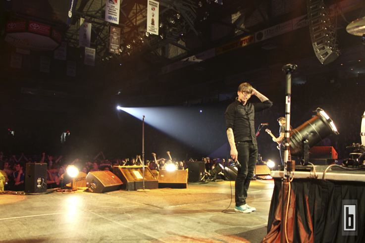 Billy Talent Kitchener 2013