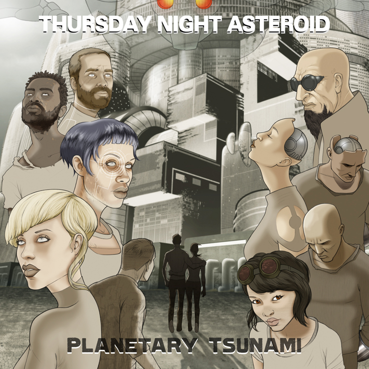Thursday Night Asteroid Cover 2013