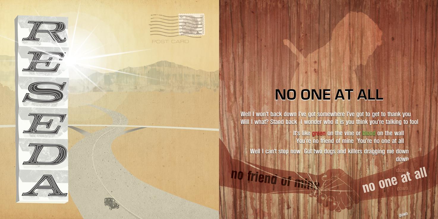 Tomi Swick Layout Reseda & No One At All