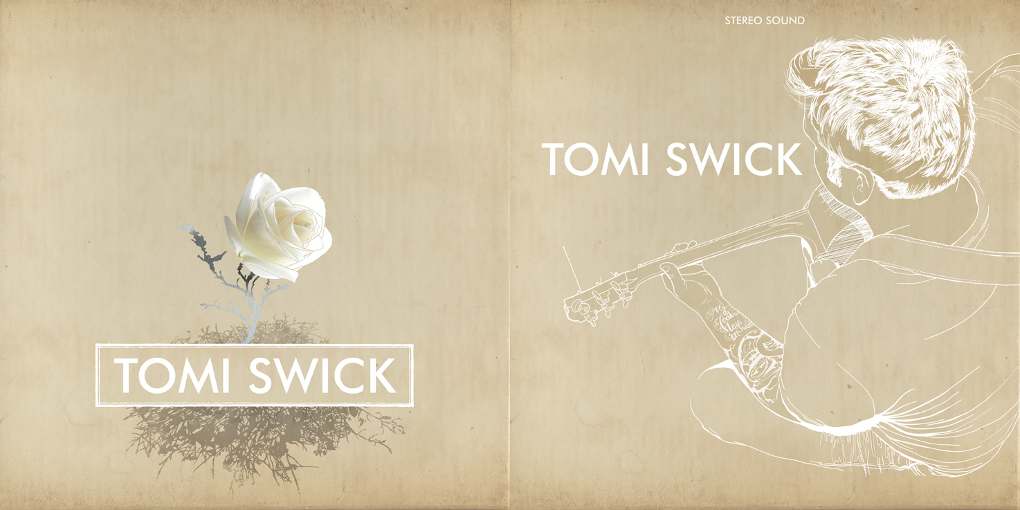 Tomi Swick Layout Cover and Back Fold