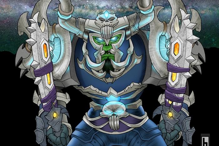 World of Warcraft 2013 Styxxa