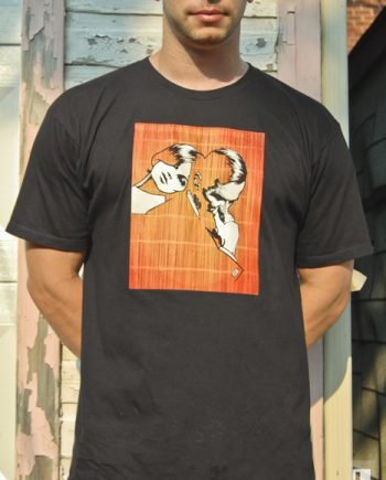 Mens Comfort in Tiki T Shirt from bowmanitis