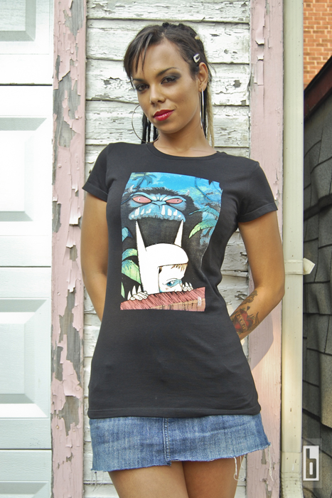 Womens Max and His Wolf Suit T Shirt from bowmanitis