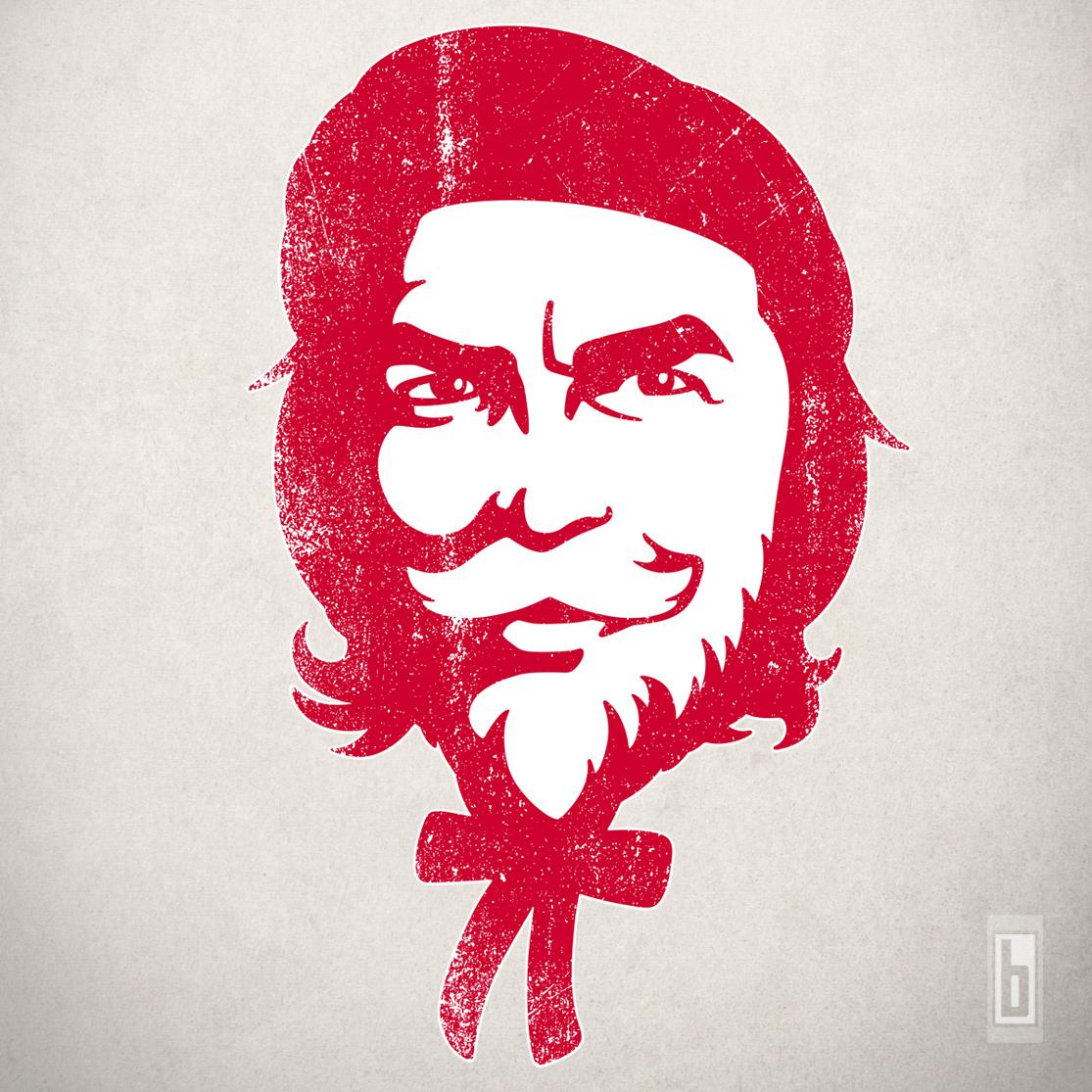 KFChe Retro Design in Red