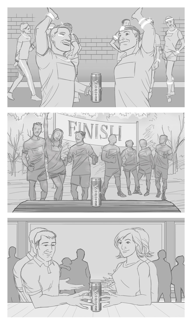 Michelob Animatic Frames Page 02