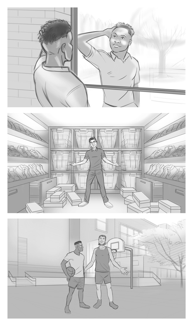 RBC Mobile Storyboards Page 1