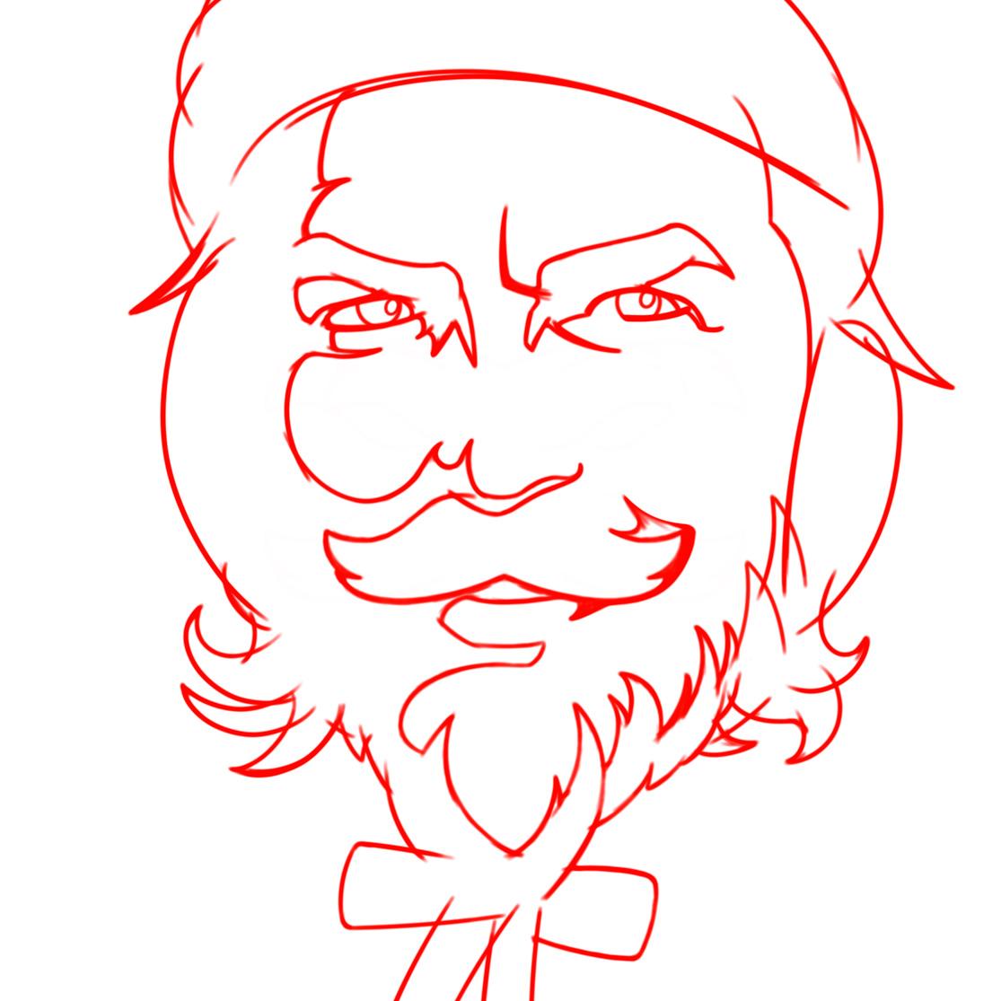 KFCHE Digital Sketch